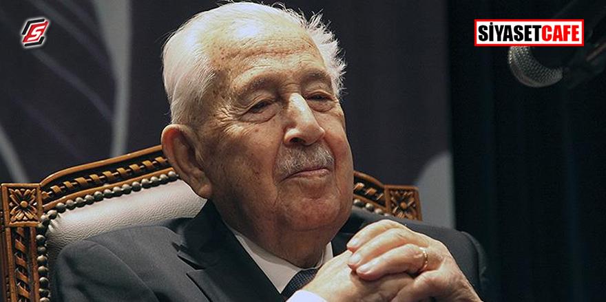 Tarihçi Semavi Eyice hayatını kaybetti