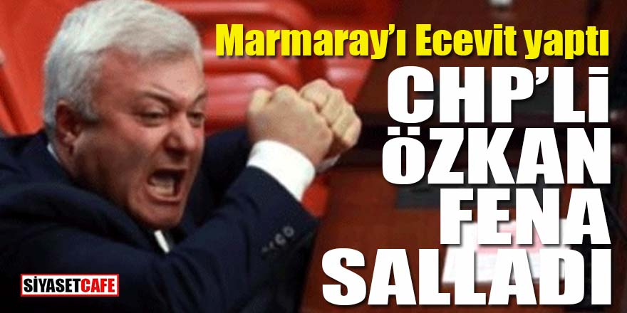 Tuncay Özkan fena salladı: Mamaray'ı Ecevit yaptı!