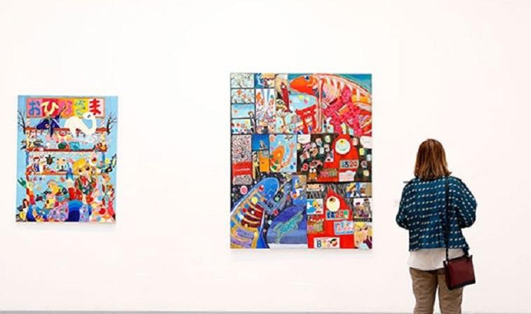 Japon sergisi Ankara'da görücüye çıktı
