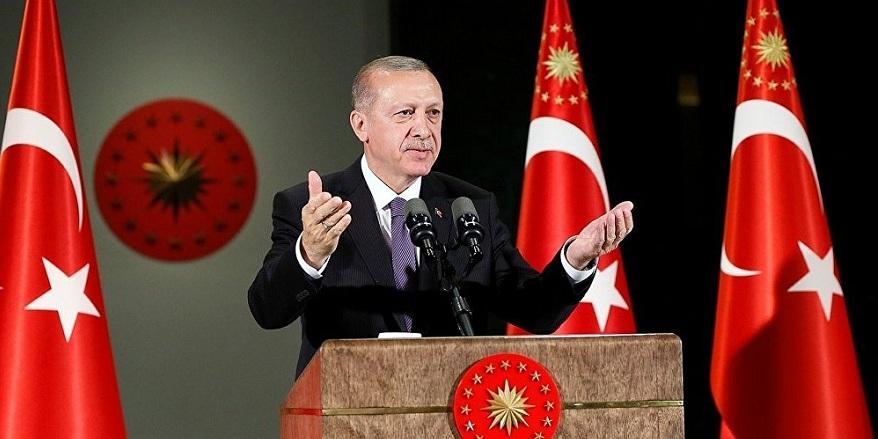 Suriye'den Erdoğan'a tebrik!