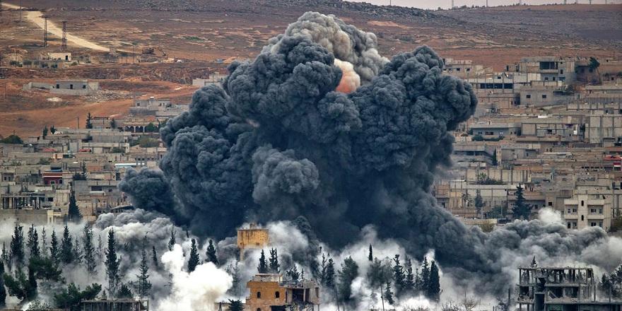 YPG sivilleri bombalıyor