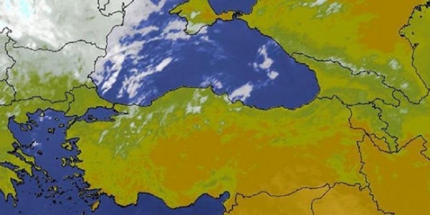 Meteoroloji'den 3 bölgeye sağanak uyarısı