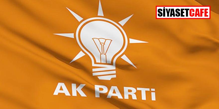 Ak Parti'de sıcak gelişme! 7 Başkan istifa etti