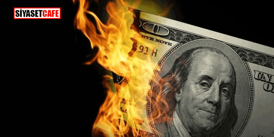 Dolar ve Euro hızla yükseliyor