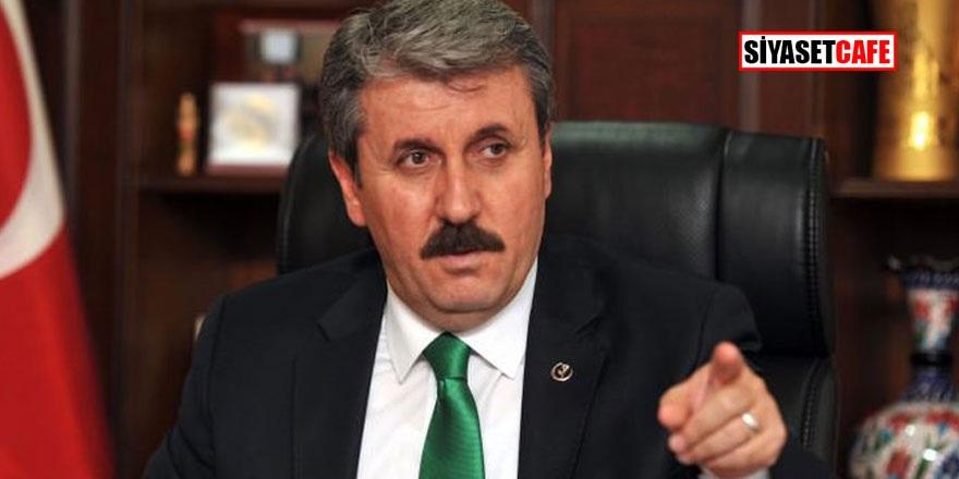 Destici'den flaş 'Türkçe ezan' açıklaması