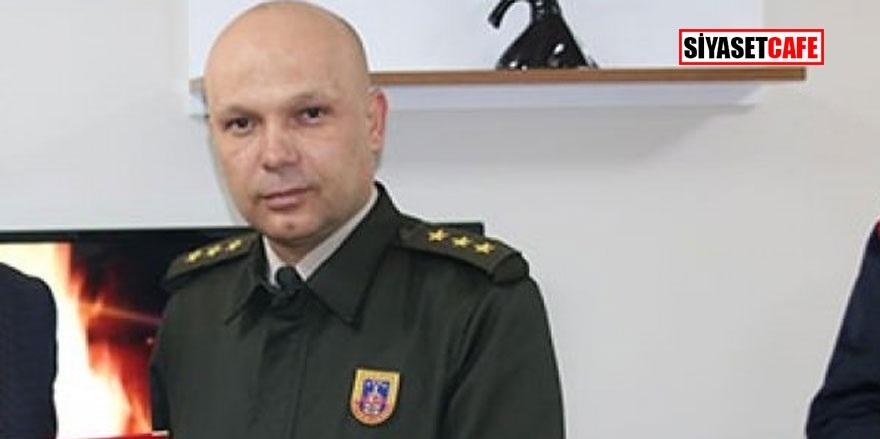 Jandarma Komutanı gözaltına alındı