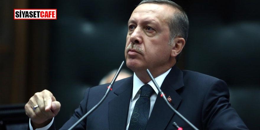 Erdoğan'dan vatandaşa fırça