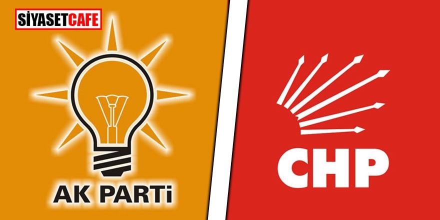 CHP İl Başkanı ve 120 kişi Ak Parti'ye geçti!
