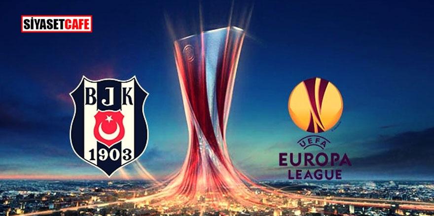 B36 Torshavn - Beşiktaş maçını kim kazandı?