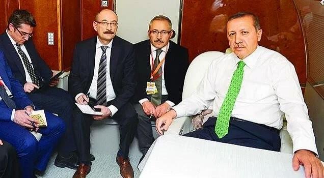 Selvi: 'Erdoğan uçakta söyledi...'