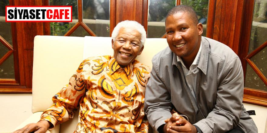 Mandela'nın torunu Erdoğan'ı övdü