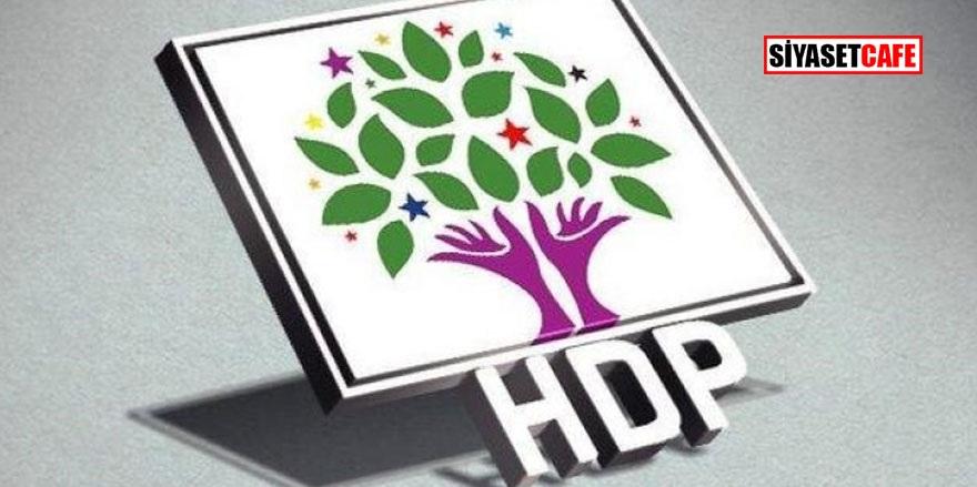 HDP'li Başkan uyuşturucudan tutuklandı