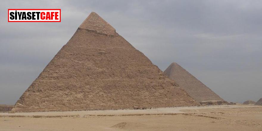 Bilim dünyası şaşkın: Piramitler ile ilgili yeni keşif