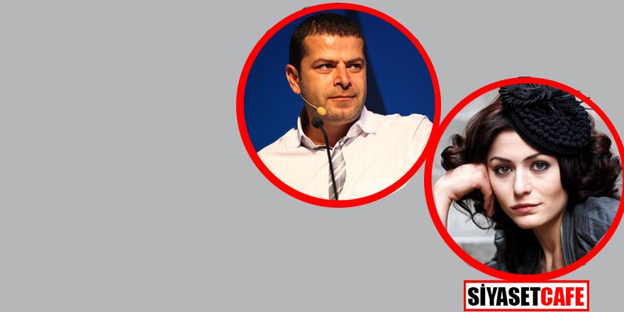 Cüneyt Özdemir ve Deniz Çakır'dan aşk iddiasına yanıt