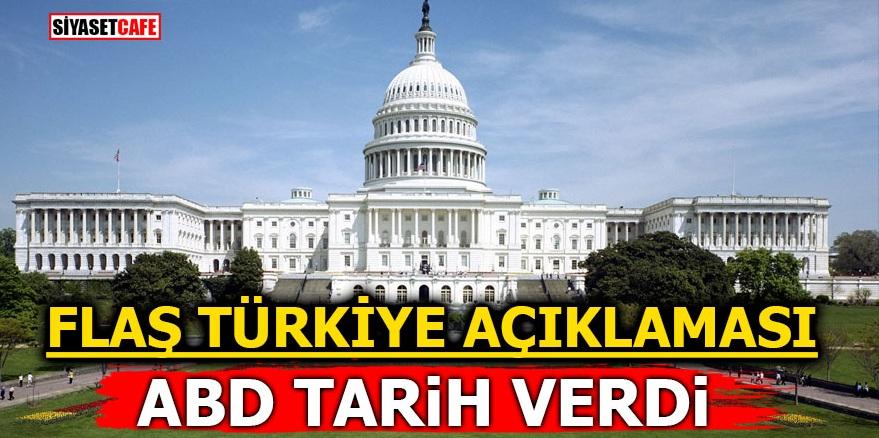 Fla Trkiye Aklamas ABD Tarih Verdi