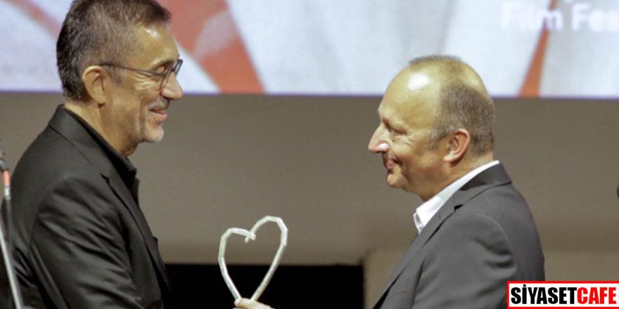 'Saraybosna'nın Kalbi' ödülü Nuri Bilge Ceylan'ın