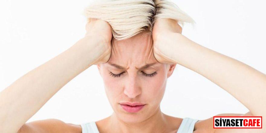 Baş ağrısına karşı 8 etkili önlem