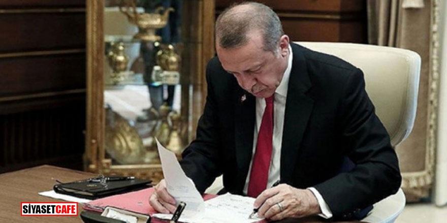 Erdoğan'ın imzasıyla 6 üniversiteye rektör atandı