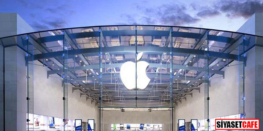 Apple patladı!