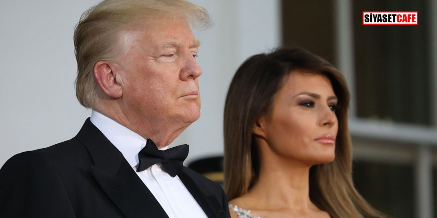 Trump'tan şok tehdit! Boşanırsan…