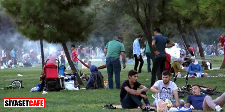 Kurban'da mangal isyanı: İmdat boğuluyoruz
