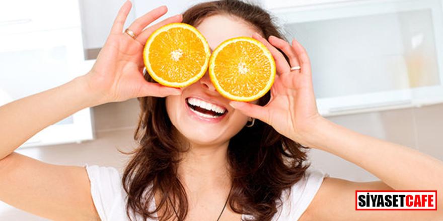 İşte göz sağlığını koruyan mucize besin!