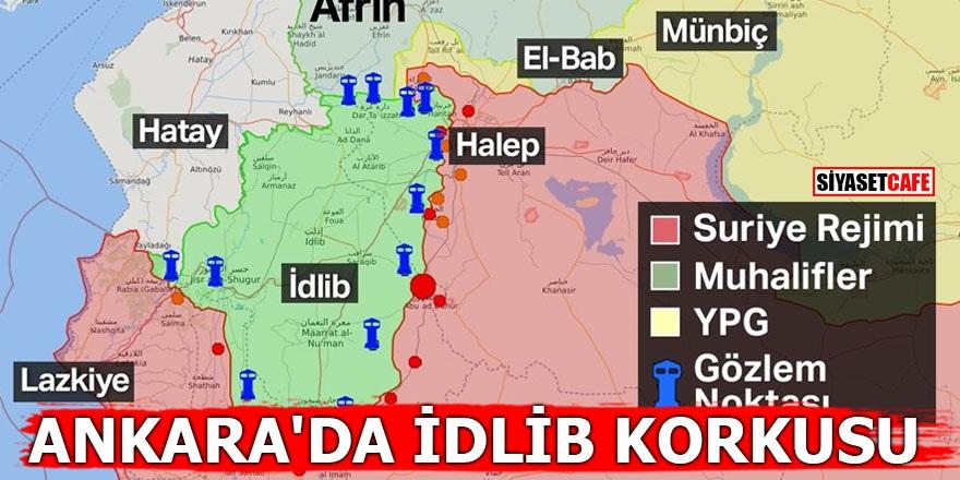 Ankara'da İdlib korkusu