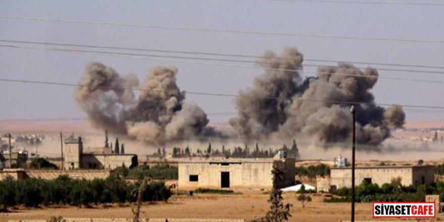 Rusya'dan İdlib'de kimyasal silah uyarısı!