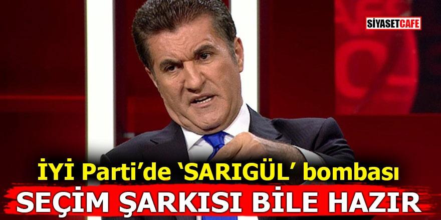 İYİ Parti'de 'SARIGÜL' bombası! Seçim şarkısı bile hazır