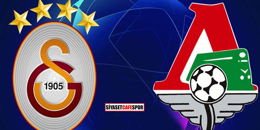 İşte Galatasaray-L.Moskova maçını şifresiz verecek kanal