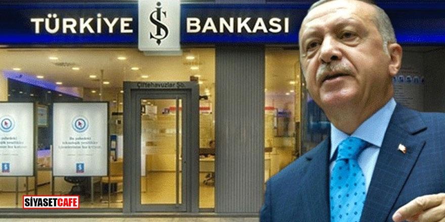İş Bankası'ndan jet açıklama! Erdoğan'a CHP yanıtı
