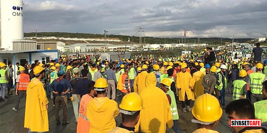24 havalimanı işçisi tutuklandı!