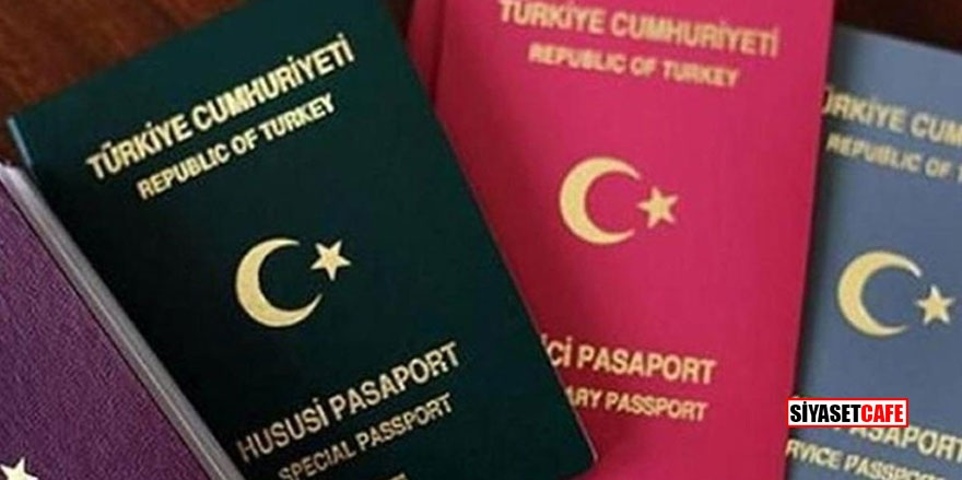 Türk Vatandaşlığına geçişte flaş düzenleme