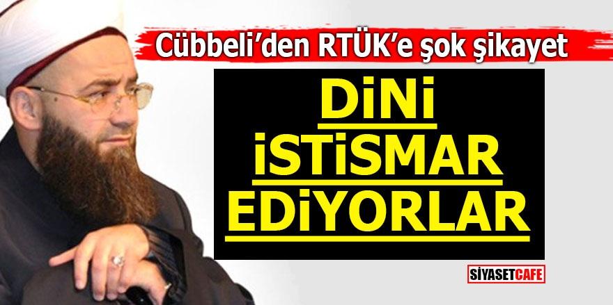 Cübbeli'den RTÜK'e şok şikayet! Dini istismar ediyorlar