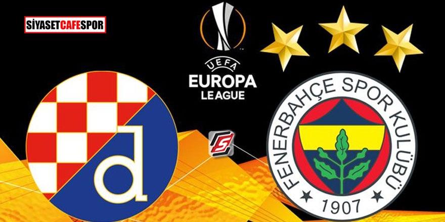 Dinamo Zagreb - Fenerbahçe maçını yayınlayacak kanal belli oldu