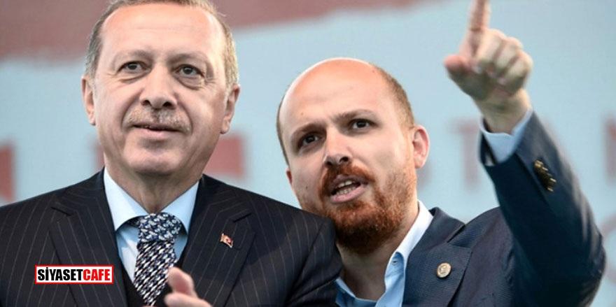 Bilal Erdoğan destek istedi