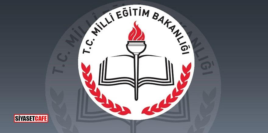 Milli Eğitim'de Ercan Türk depremi