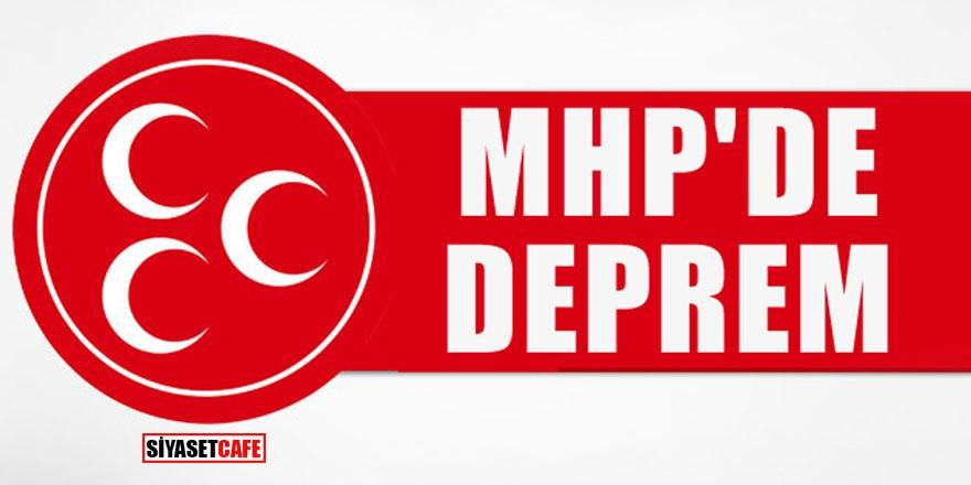 MHP'de Sabancı krizi! 37 kişi görevden alındı