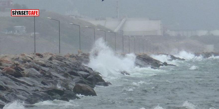 Meteorolojiden Marmara'ya sağanak uyarısı!