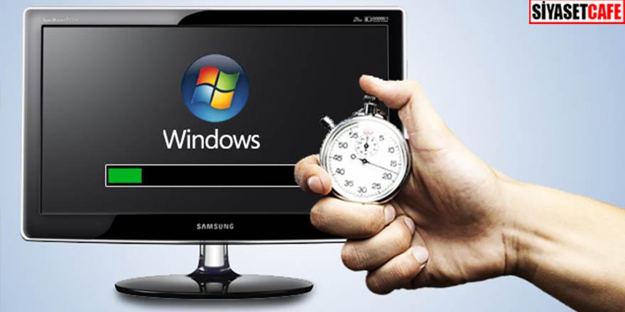 Bilgisayarınız yavaş mı çalışıyor?