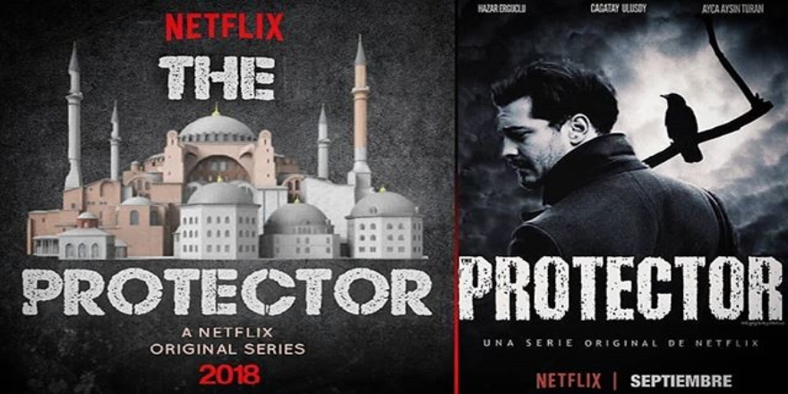 İlk Türk Netflix dizisi Hakan: Muhafız'ın (The Protector) fragmanı yayınlandı!