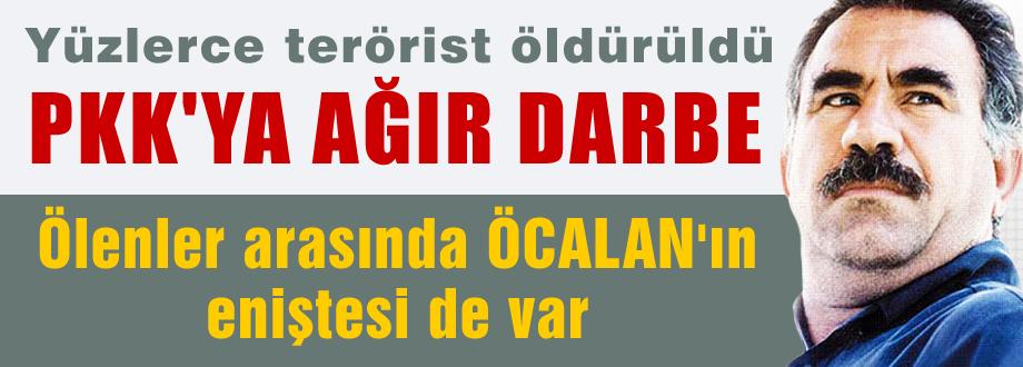 Öcalan'ın eniştesi öldürüldü