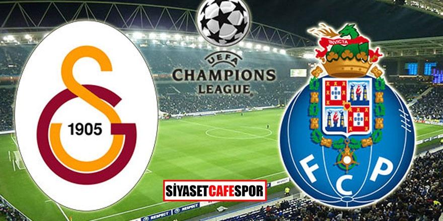 Porto – Galatasaray maçı ne zaman, saat kaçta ve hangi kanalda?