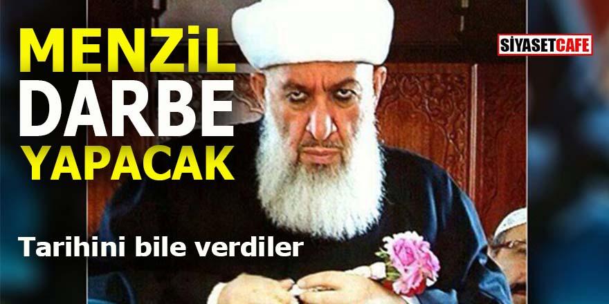 Türkiye'yi sarsacak iddia: Menzil darbe yapacak!
