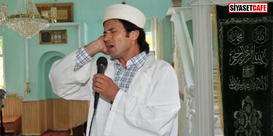 'Rockçı imam' meslekten ihraç edildi!