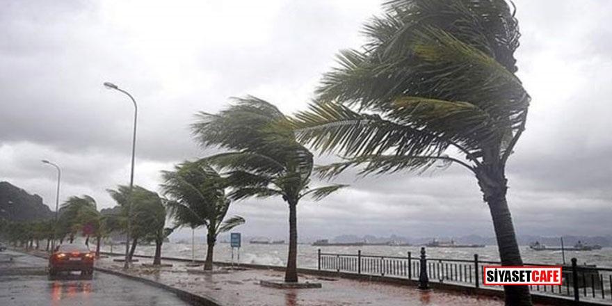 Meteorolojiden 7 İle fırtına uyarısı! Belediyeden anons yapıldı
