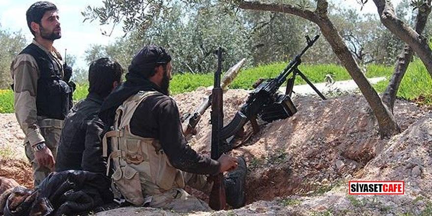 İdlib'de sıcak gelişme! Ağır silahlar çekiliyor