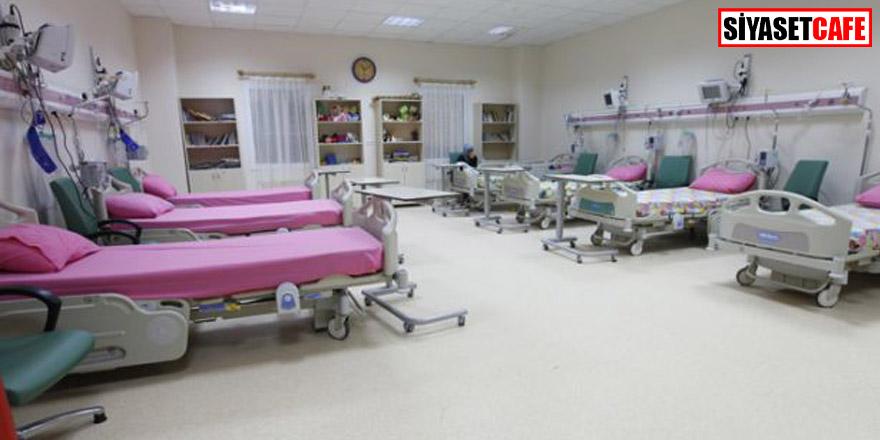 Hastanelerde kriz! Hayati önem yoksa malzeme almayın