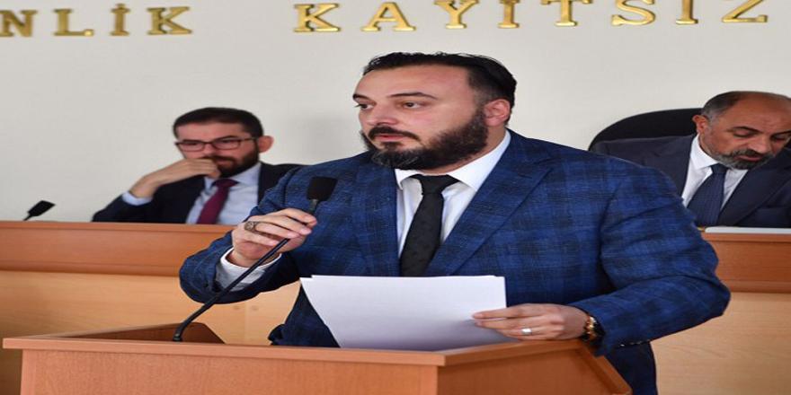 AKP'Li Meclis Üyesi Serkan Bahadır'ın Tekzip Metni