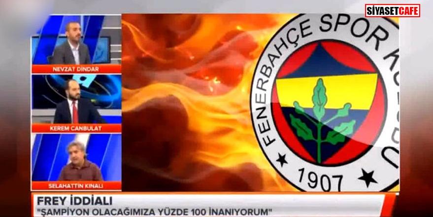 """Canlı yayında Fenerbahçelileri çıldırtan yorum! """"At yalanı... inananı"""""""